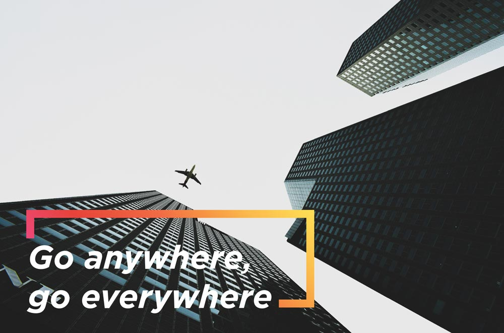 Go Anywhere, Go Everywhere within the Proximity Network