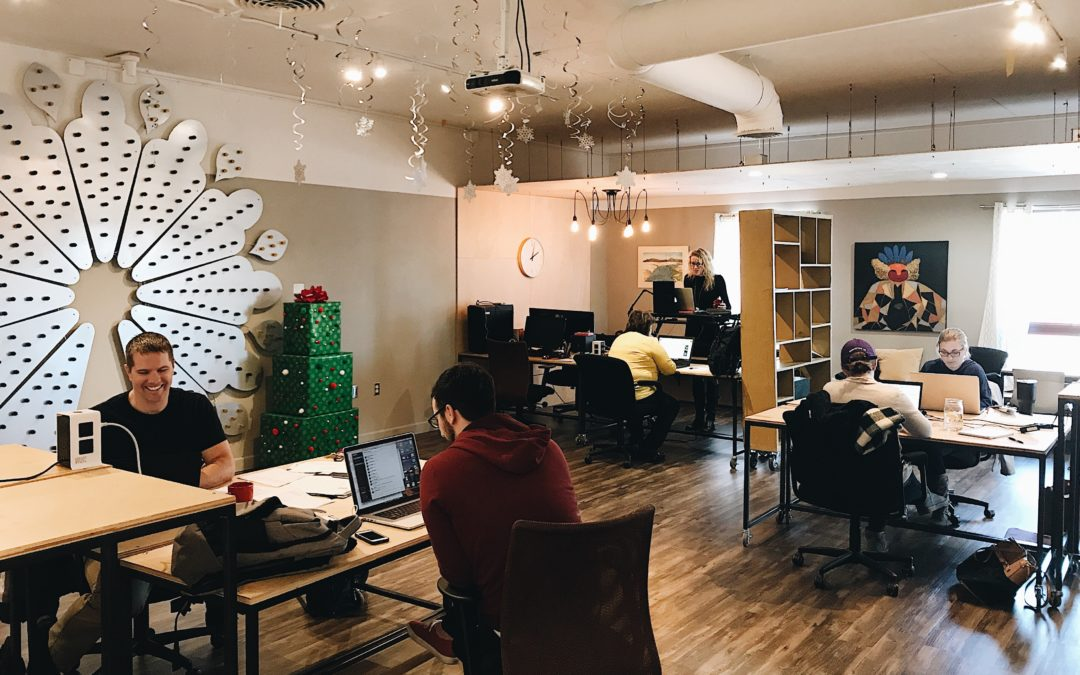 Introducing The Fellow Coworking