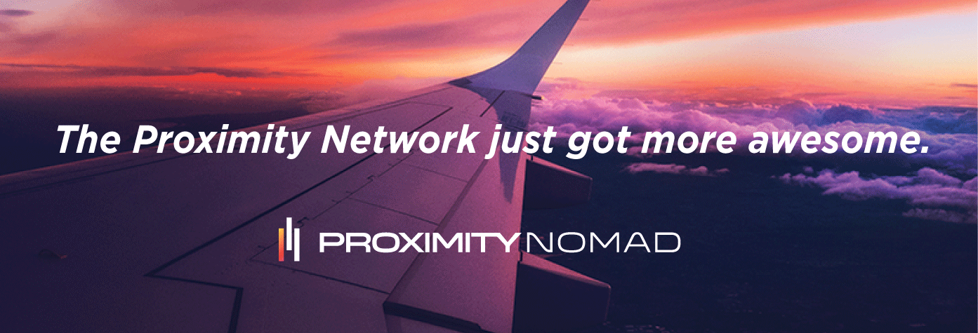 The Proximity Network just got more awesome