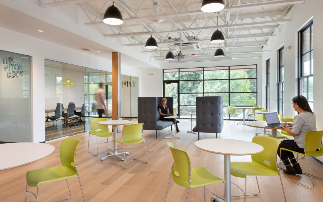 Introducing Vibe Coworks Poulsbo