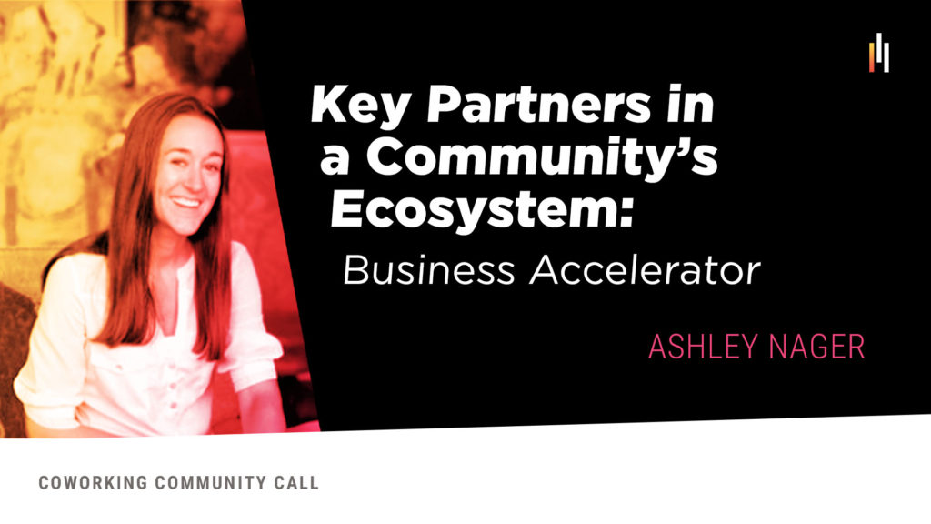 Key Partner: Business Accelerator