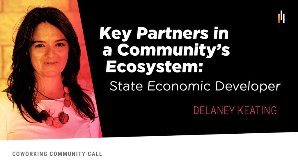 Key Partner: State Economic Developer
