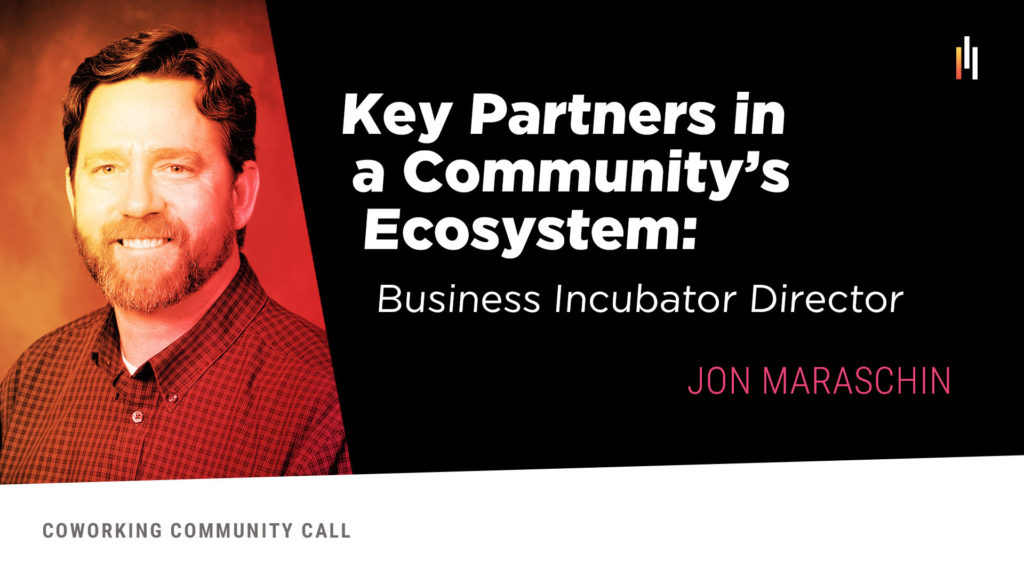 Key Partner: Business Incubator Director