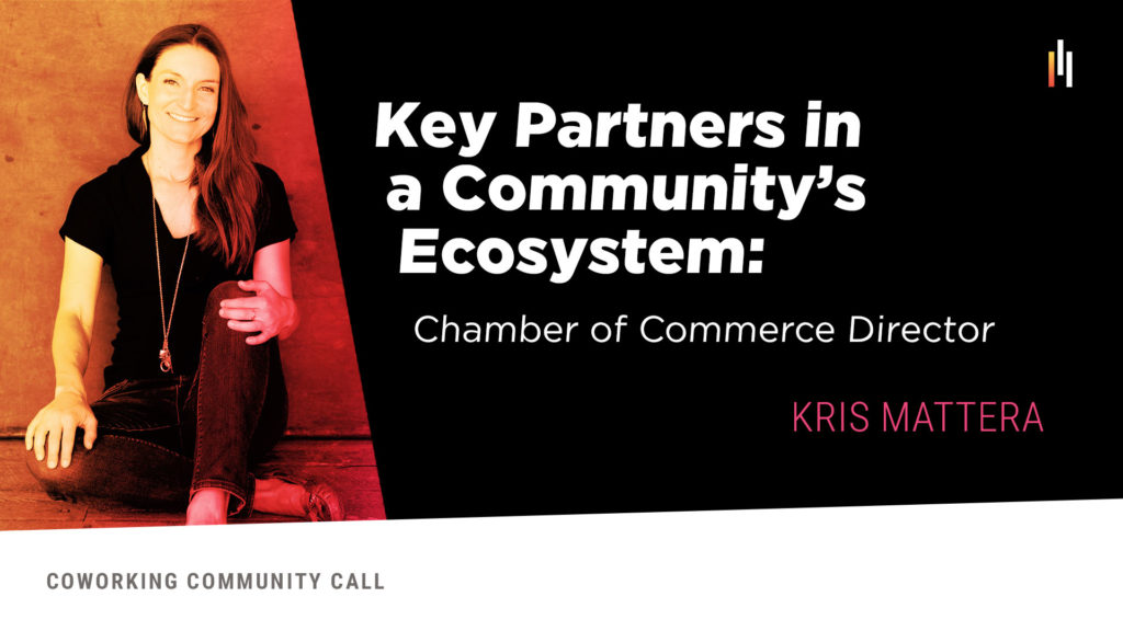 Key Partner: Chamber of Commerce Director