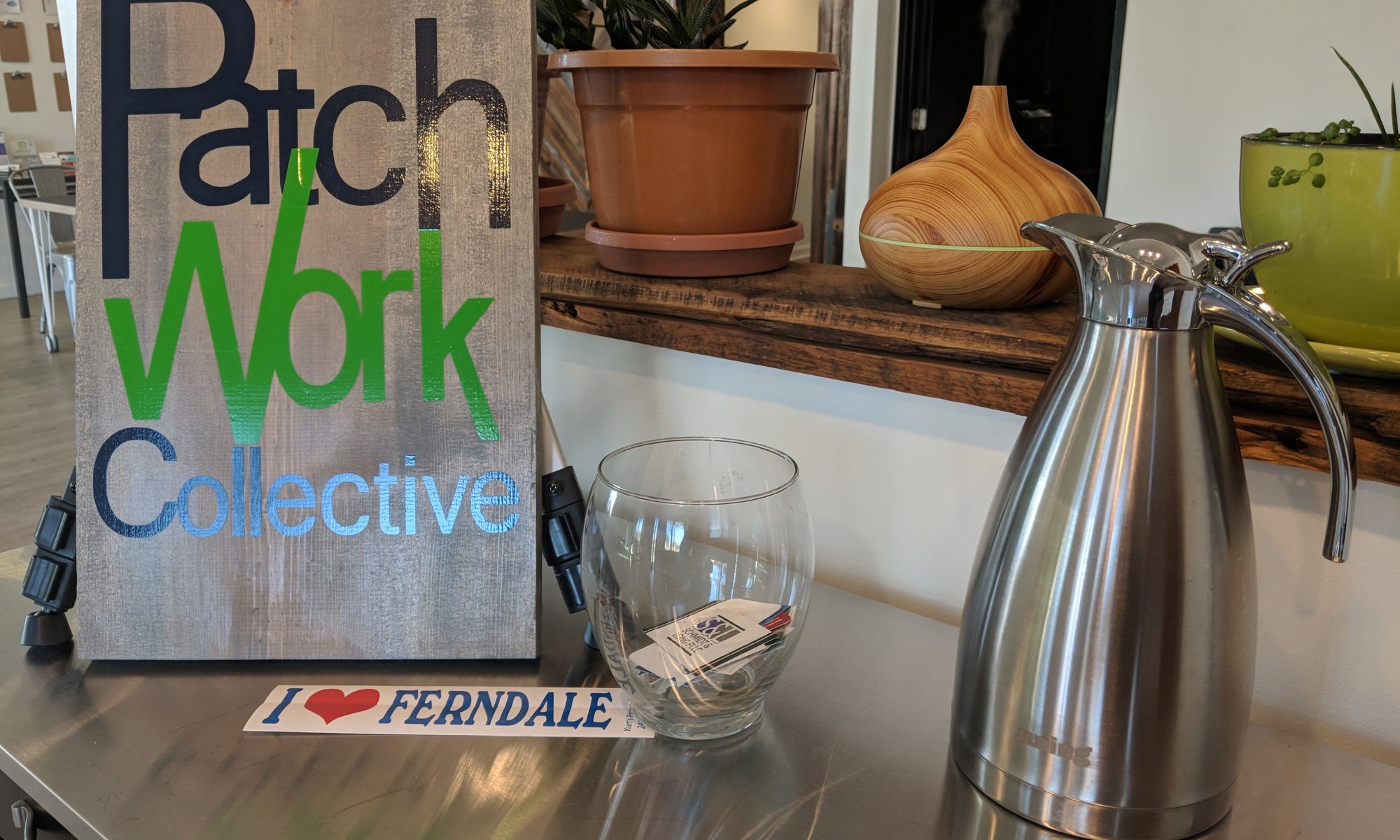 PatchWork Collective, a coworking space in Ferndale, MI