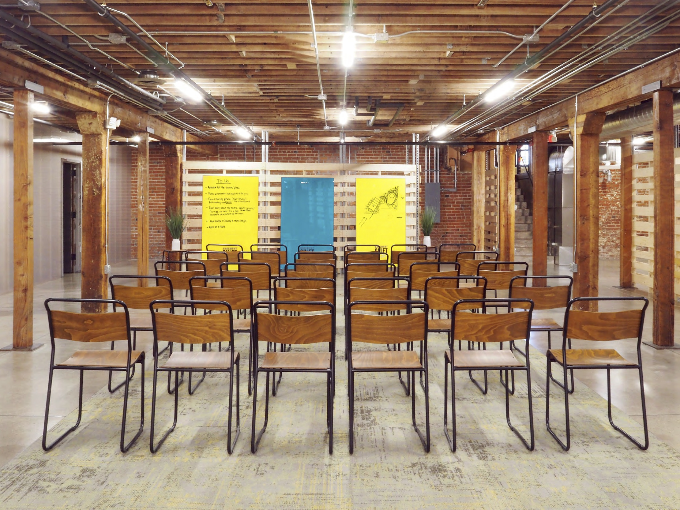 Event at Basement Shift Coworking Space