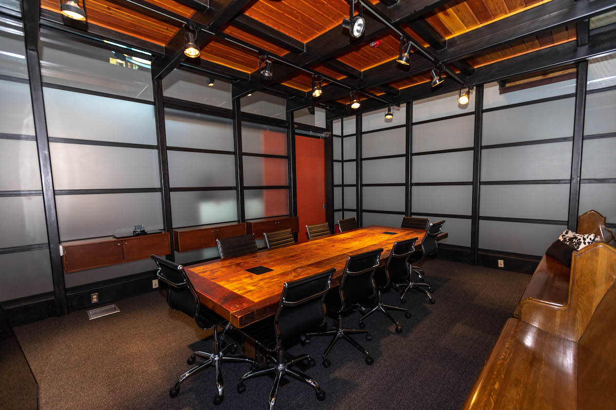 Conference room at Co-Balt