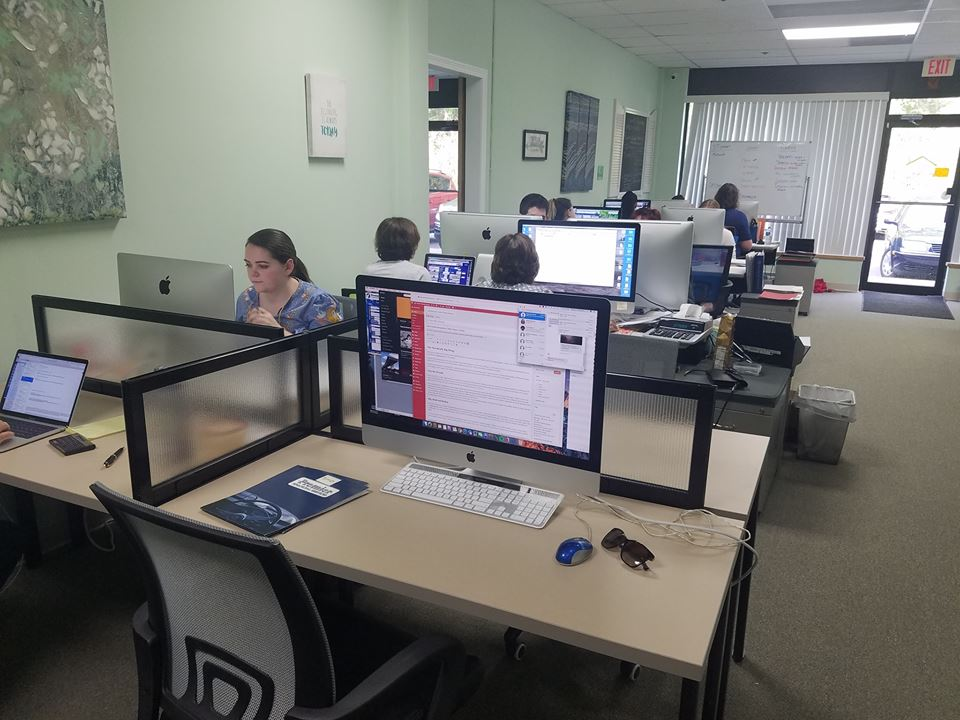 Busy Coworking Space, CT