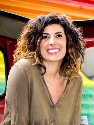 Nina Khosravi of Forty45 Coworking