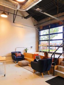 Coworking 101 Tour: Radian Build
