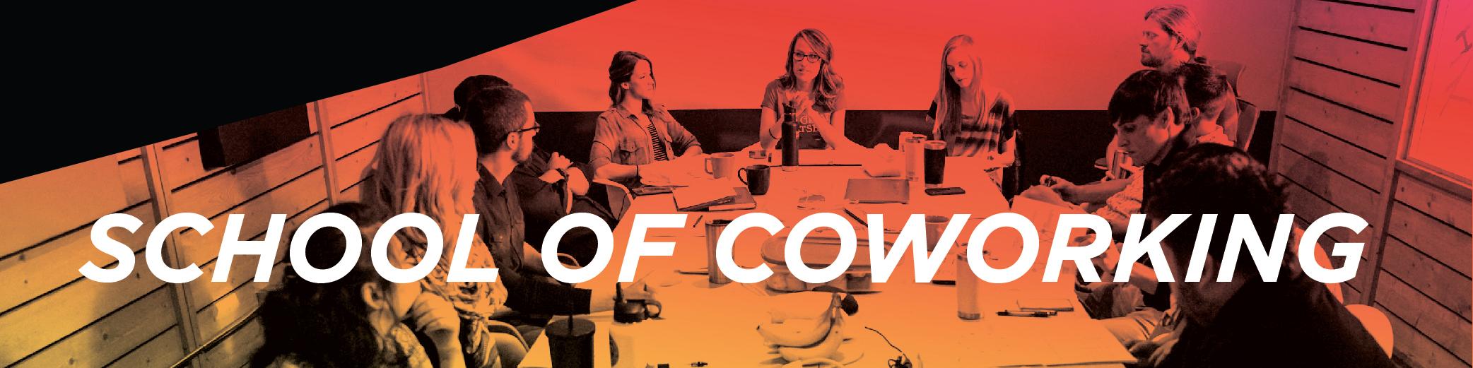 Header for proximity School of Coworking