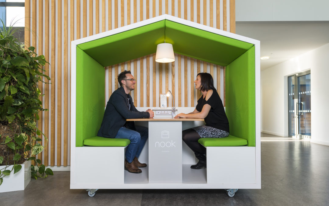 Proximity and Nook Pod Announce Collaboration