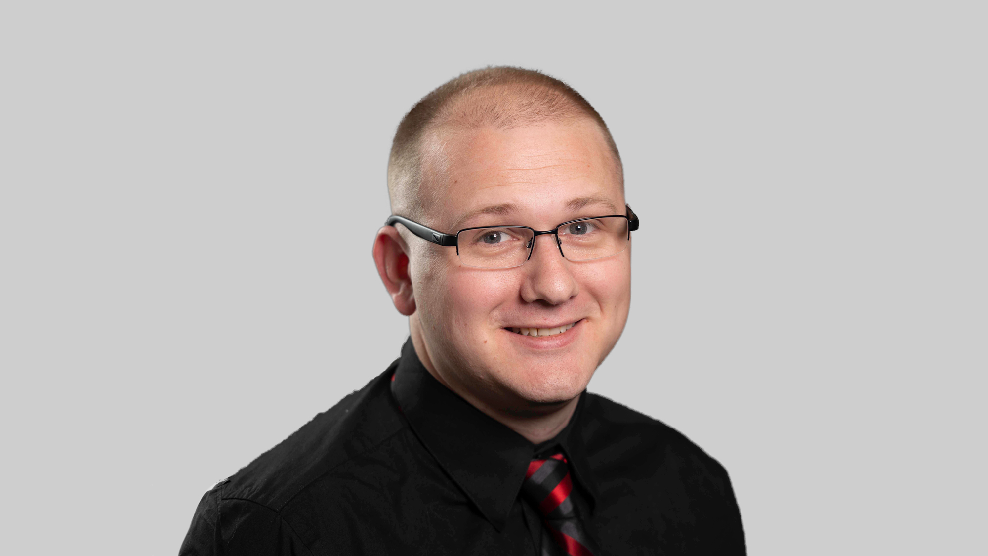 Tim Dillman Software Developer Headshot