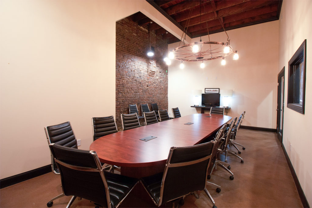 Conference room at Ignite Labs