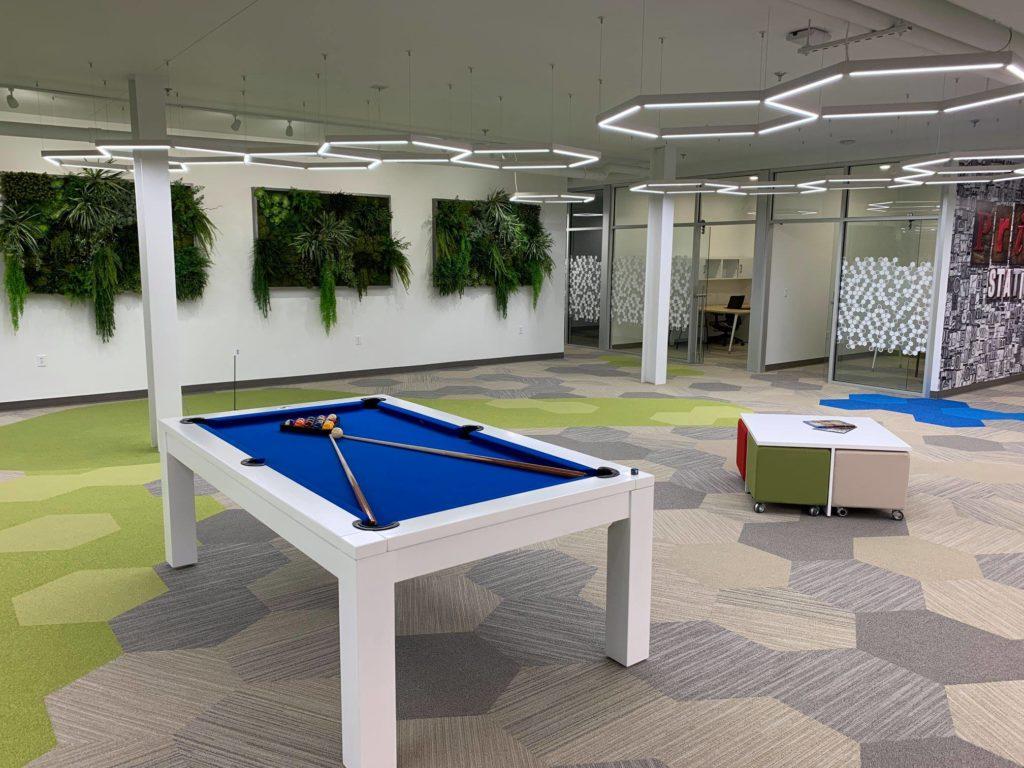 Game Room at City Office