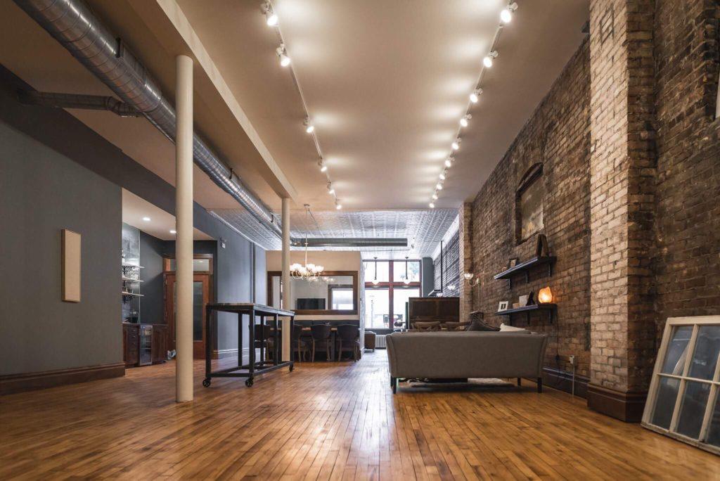 Workspace in Cornerstone studios