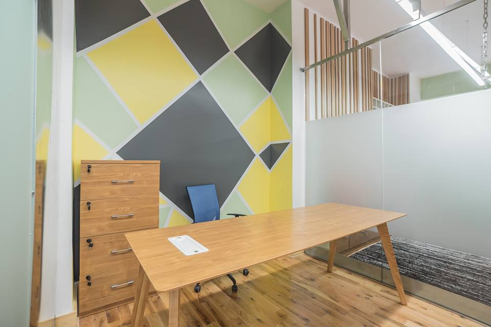 Open coworking at Task Up