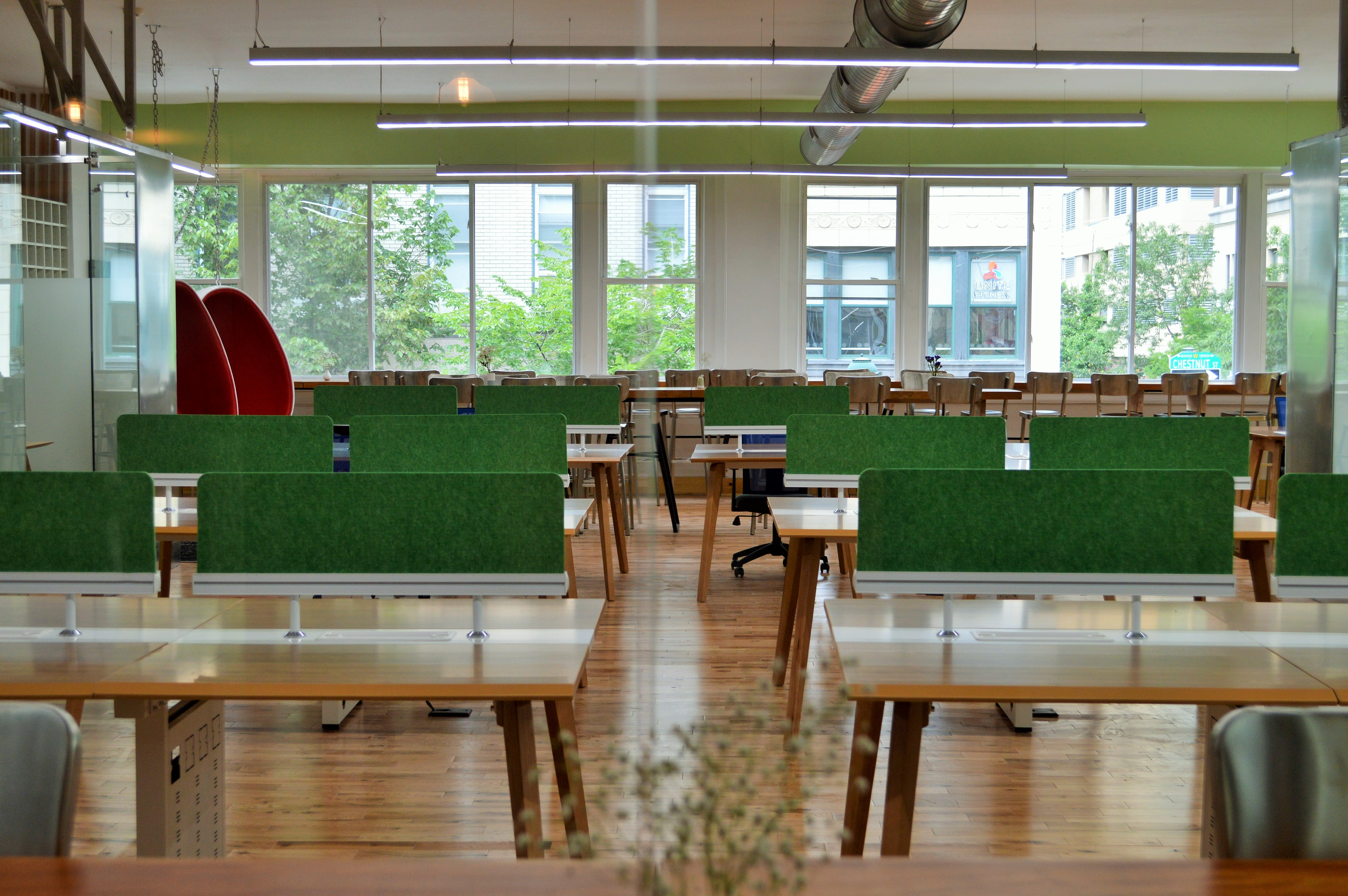 Open coworking at Task Up Philly