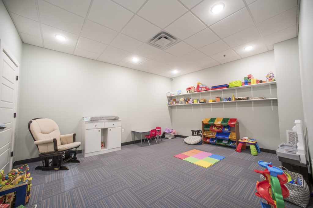 The childcare facility at The Hatchery