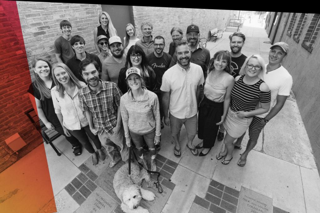 July 2018 Proximity Team Photo