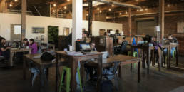 Green Spaces coworking space in Denver, CO