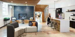 Interior Environments Coworking Design