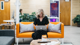 Proximity software for coworking spaces
