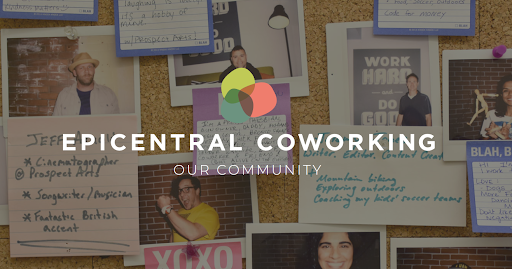 Highlight coworking space members
