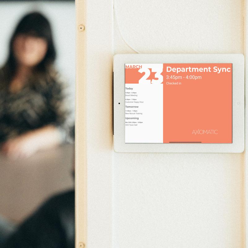 Proximity Meeting Room Management